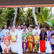 Annual-day-celebration at Marutha Mountains English Medium School, Pallana